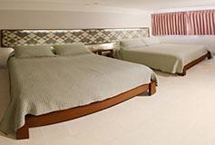 Habitación Estándar del Hotel Hotel Caribe