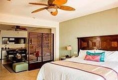 Habitación Junior Suite Vista al Mar del Hotel Hotel Casa Dorada Los Cabos