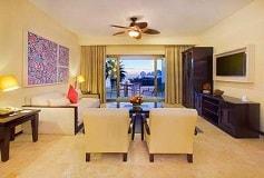 Habitación Suite de Una Recámara Vista al Mar del Hotel Hotel Casa Dorada Los Cabos