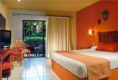 Habitación Garden View Room del Hotel Hotel Catalonia Riviera Maya