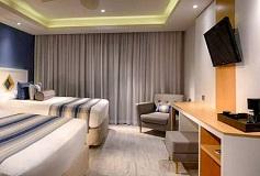 Habitación Premium Room del Hotel Hotel Catalonia Riviera Maya
