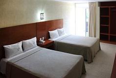 Habitación Habitación Doble del Hotel Hotel Central Veracruz