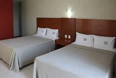 Habitación Habitación Triple del Hotel Hotel Central Veracruz