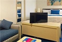 Habitación Junior Suite del Hotel Hotel Century Zona Rosa