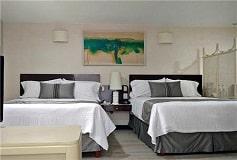 Habitación Suite Dos Camas del Hotel Hotel Century Zona Rosa
