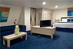Habitación Suite Una Cama del Hotel Hotel Century Zona Rosa