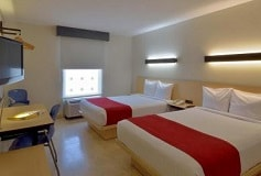 Habitación Estándar Doble del Hotel Hotel City Express Cancún