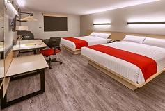 Habitación Doble del Hotel Hotel City Express Ciudad de Mexico Aeropuerto