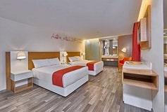 Habitación Doble del Hotel Hotel City Express Ciudad de México Alameda