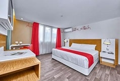 Habitación Sencilla del Hotel Hotel City Express Ciudad de México Alameda