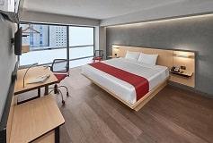 Habitación Estándar Sencilla  del Hotel Hotel City Express EBC Reforma