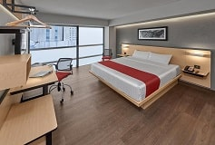 Habitación Sencilla Superior del Hotel Hotel City Express EBC Reforma