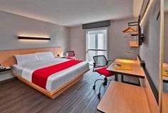 Habitación Sencilla del Hotel Hotel City Express La Raza