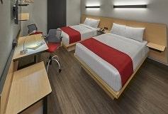 Habitación Estándar Doble del Hotel Hotel City Express Mérida