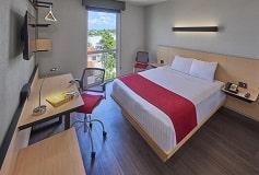Habitación Estándar Sencilla del Hotel Hotel City Express Mérida