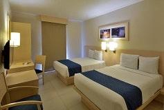 Habitación Estándar Doble del Hotel Hotel City Express Playa del Carmen