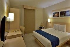 Habitación Estándar Sencilla del Hotel Hotel City Express Playa del Carmen