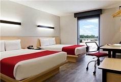 Habitación Habitación Doble del Hotel Hotel City Express Plus Guadalajara Palomar
