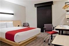 Habitación Habitación Sencilla del Hotel Hotel City Express Plus Guadalajara Palomar