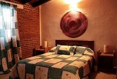 Habitación Cabaña con dos recámaras del Hotel Hotel Club Santa María