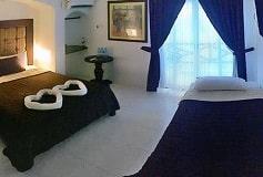 Habitación Estándar Triple del Hotel Hotel Cohiba Party