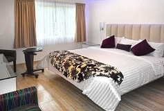 Habitación Habitación King del Hotel Hotel Condesa 185