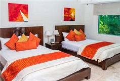 Habitación Habitación Doble del Hotel Hotel Condominio B Pichilingue Acapulco
