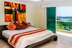 Habitación Habitación Sencilla del Hotel Hotel Condominio B Pichilingue Acapulco
