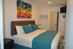 Habitación Estándar 1  King + Desayuno Americano del Hotel Hotel Container Inn