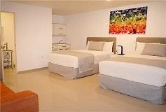 Habitación Junior Suite + Desayuno Americano del Hotel Hotel Container Inn
