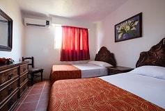 Habitación Estándar Vista al Jardín del Hotel Hotel Costa Club Punta Arena