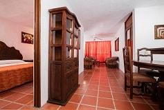 Habitación Suite Familiar de Dos Recámaras del Hotel Hotel Costa Club Punta Arena