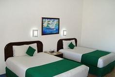 Habitación Estándar Tres Niños del Hotel Hotel Cozumel & Resort