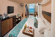 Habitación Loft Suite del Hotel Hotel Cozumel Palace