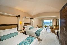 Habitación Suite Frente al Mar del Hotel Hotel Cozumel Palace