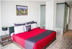 Habitación De Lujo Una Cama King del Hotel Hotel del Ángel Reforma