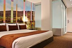 Habitación De Lujo Una Cama King del Hotel Hotel Del Ángel