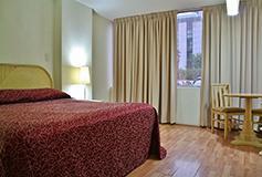 Habitación Estándar Una Cama King del Hotel Hotel Del Ángel