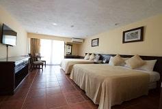 Habitación Ejecutiva del Hotel Hotel del Gobernador