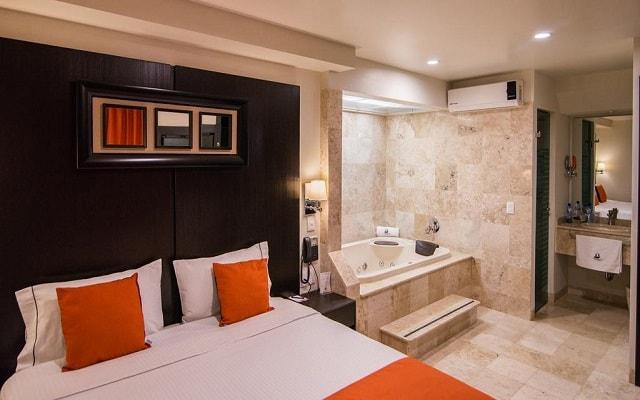 Habitación Suite del Hotel Hotel del Pescador