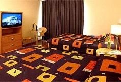 Habitación Cuádruple 2 Camas Matrimoniales del Hotel Hotel del Principado
