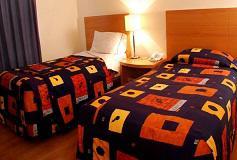 Habitación Doble Dos Individuales del Hotel Hotel del Principado