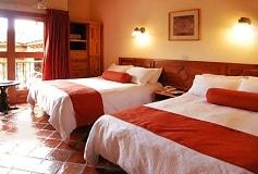 Habitación Estándar  del Hotel Hotel Diego de Mazariegos