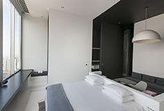 Habitación Master Suite del Hotel Hotel Distrito Capital