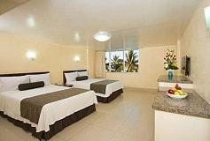 Habitación Estándar Vista Laguna del Hotel Hotel Don Pelayo Pacific Beach