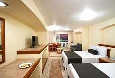 Habitación Estudio Kit y 1 Sofá Cama Doble del Hotel Hotel Don Pelayo Pacific Beach