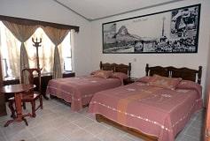 Habitación Habitación Doble del Hotel Hotel Don Porfirio