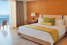 Habitación Preferred Club Deluxe Vista Parcial al Mar King del Hotel Hotel Dreams Acapulco Resort & Spa