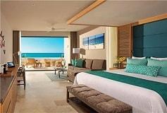 Habitación Junior Suite Vista al Mar una King del Hotel Hotel Dreams Playa Mujeres Golf and Spa Resort