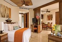 Habitación Preferred Club Frente al Mar Master Suite King del Hotel Hotel Dreams Riviera Cancún Resort and Spa